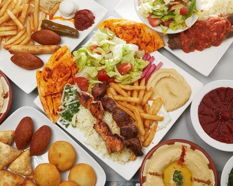 Restaurant Chef Kebab
