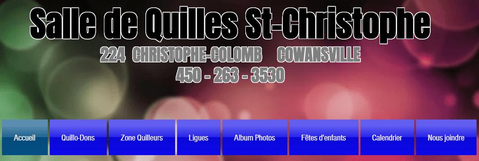 Salle De Quilles St Christophe En Ligne