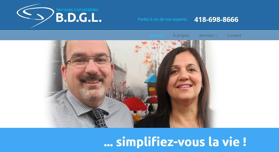 Services Comptables B.d.g.l. En Ligne