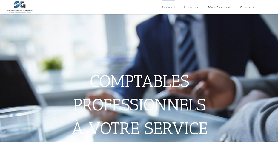 Services Comptables Griggs Inc. En Ligne
