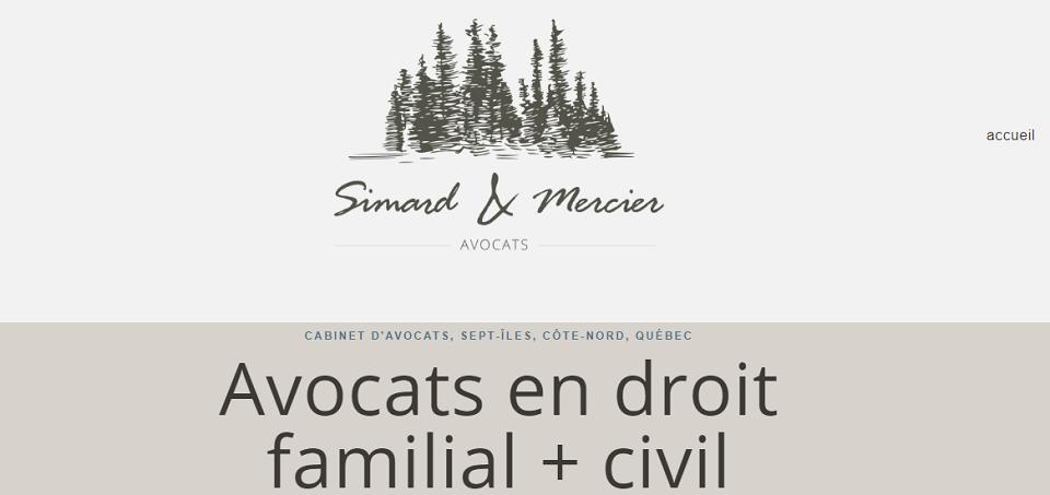 Simard Mercier Avocats En Ligne