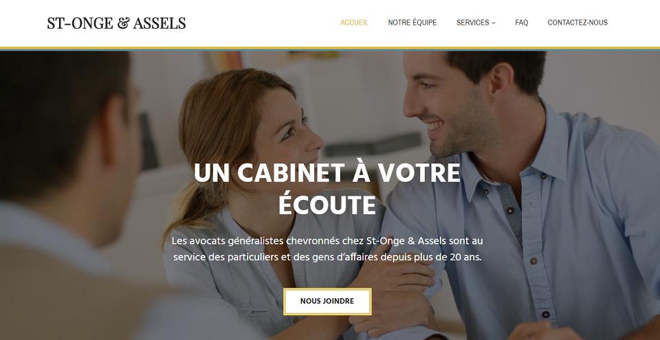 St Onge & Assels Avocats En Ligne