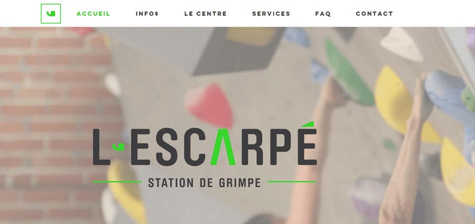 Station De Grimpe L