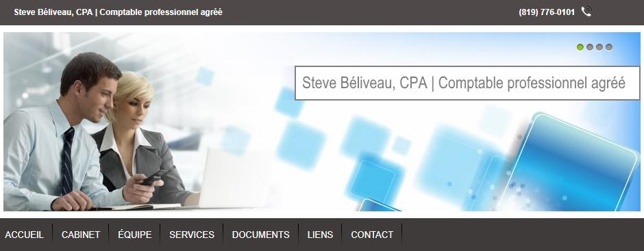 Steve Béliveau Cpa En Ligne