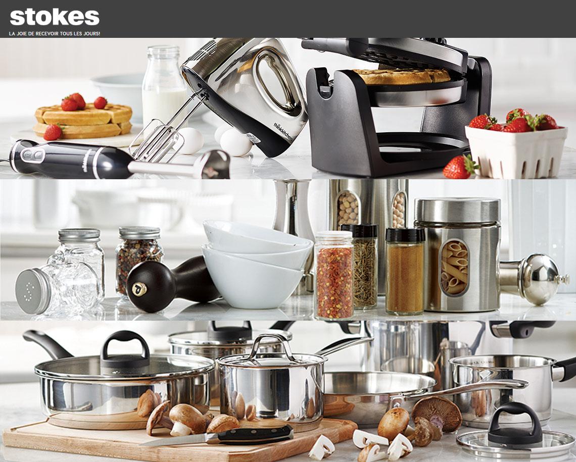 Stokes Articles De Cuisines En Ligne