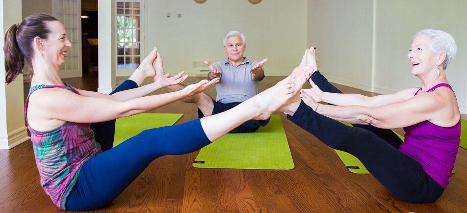 Studio Yoga sur le Parc en Ligne