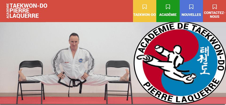 Taekwon Do Pierre Laquerre En Ligne