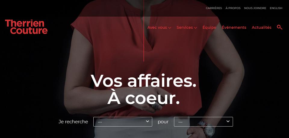 Therrien Couture En Ligne