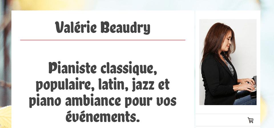 Valérie Beaudry En Ligne