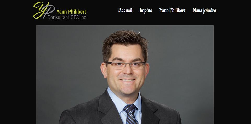 Yann Philibert Consultant Cpa Inc. En Ligne