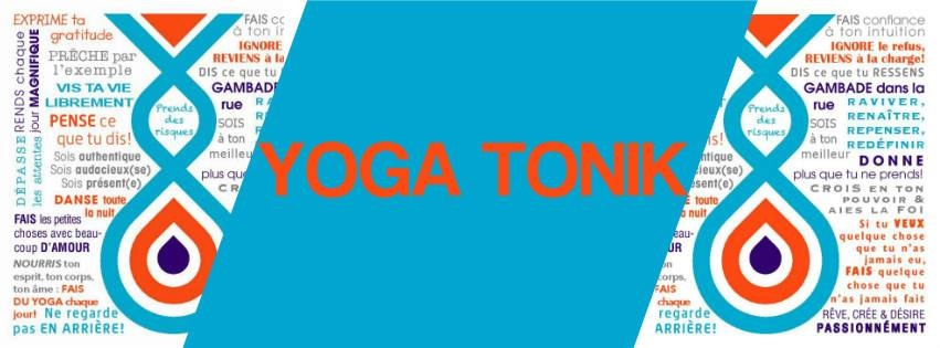 Yoga Tonik En Ligne